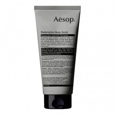 AESOP REDEMPTION BODY SCRUB 180 ML